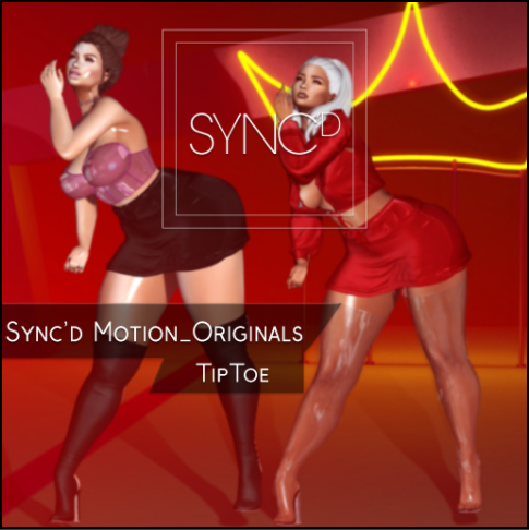 Sync'D Motion__Originals - TipToe