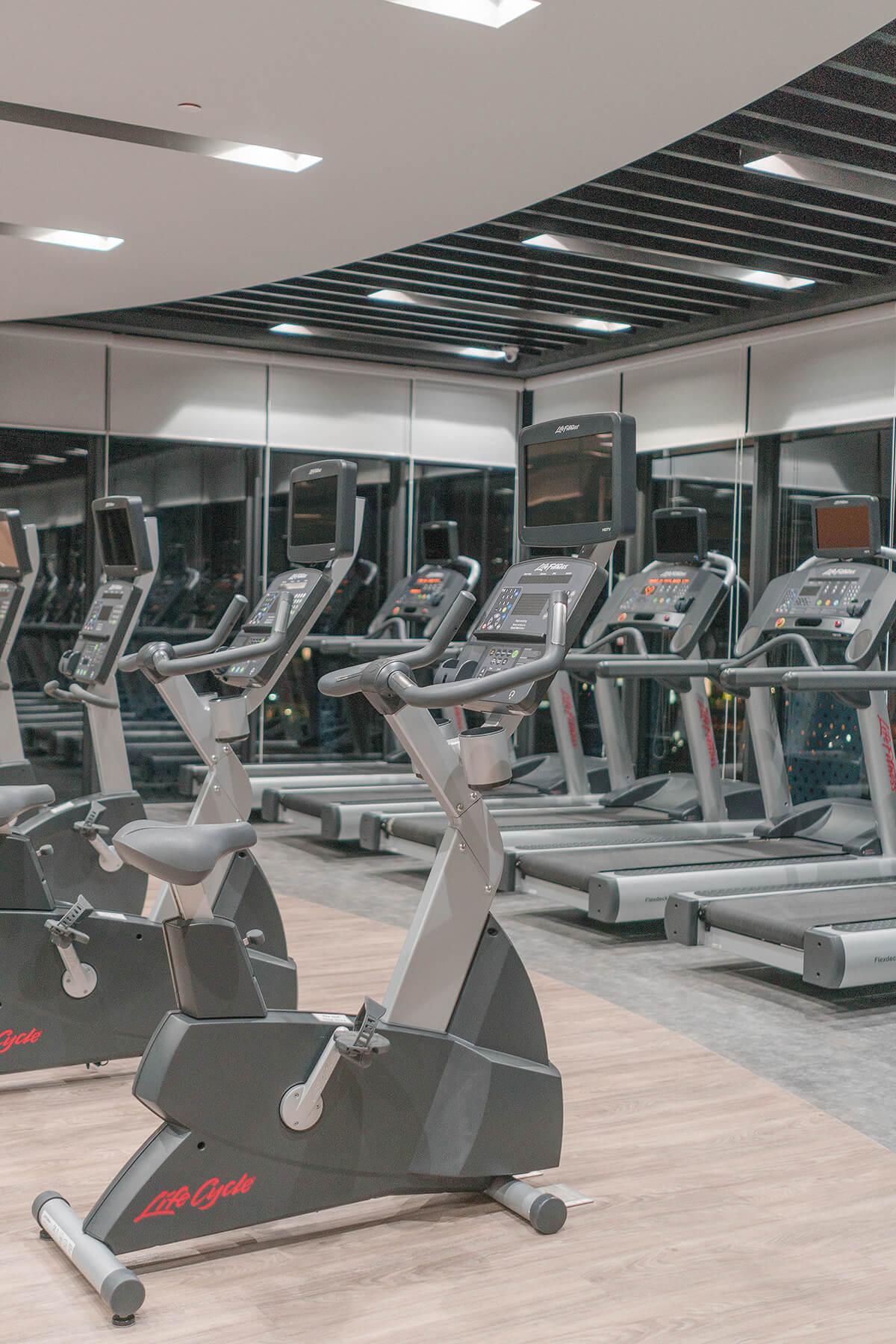 Bai Hotel Cebu Gym