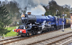 Severn Valley Railway Spring Steam Gala 16-18 March 2018
