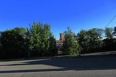 20120916 19 078 Jakobus Gimont Kirche Turm Häuser - Photo of Gimont