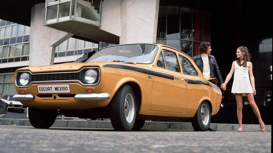 Ford Escort Mexico 1971