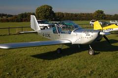 G-CCKL Evektor EV-97A (PFA 315-14117) Popham 121008