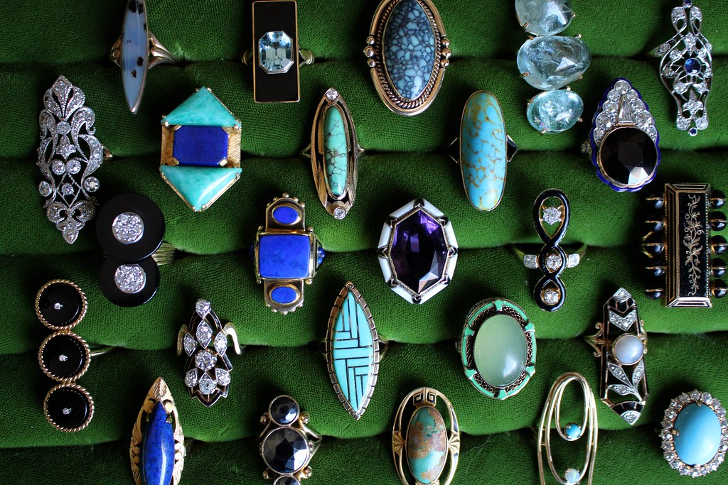 Gem Gossip Jewelry Collection