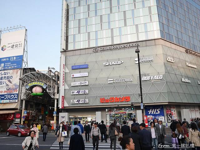 岡山駅前商店街04