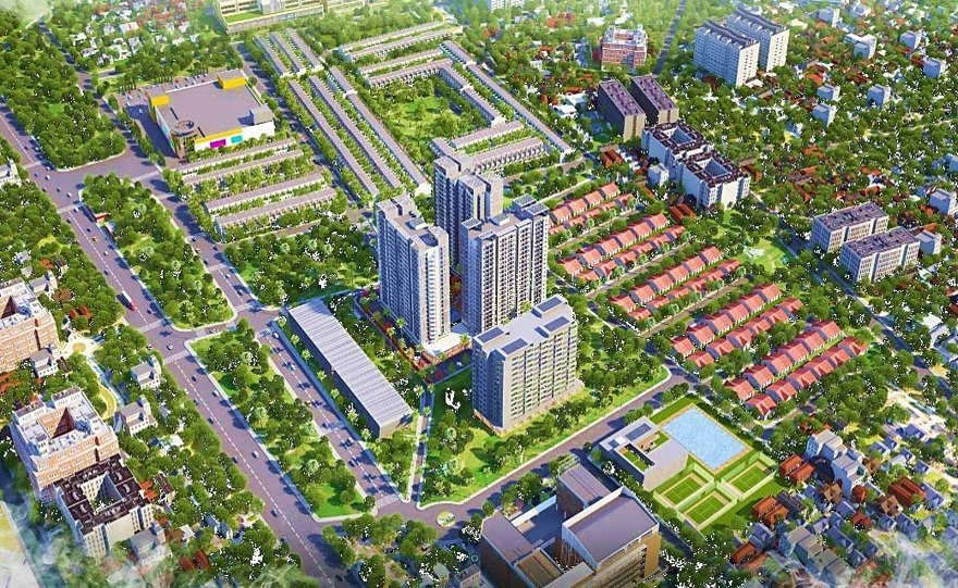 Căn hộ The Canary Heights