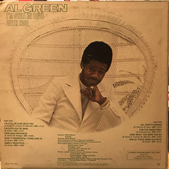 AL GREEN:I'M STILL IN LOVE WITH YOU(JACKET B)