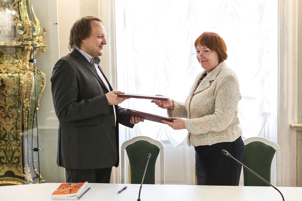 СПбГУ заключил договор с «Форумом доноров»