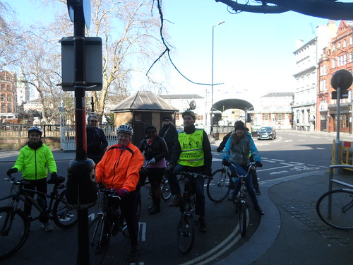 Docklands Museum Ride 08