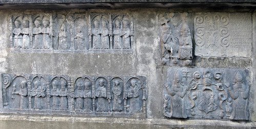 10th century icons hidden inside a San Franciscan Monastery in Galway, Ireland
