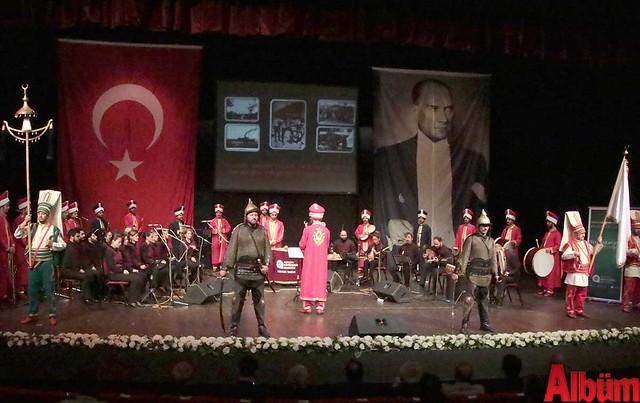 Antalya Büyükşehir Belediyesi- Adanmış ömürler anıldı -2
