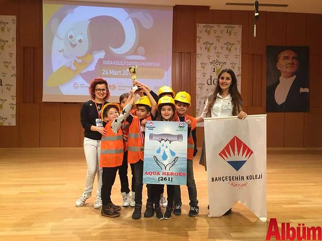 Bahçeşehir Koleji Bilim Kahramanları