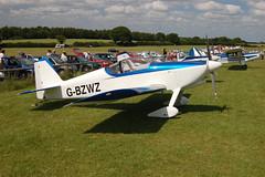 G-BZWZ Vans RV-6 (PFA 181A-13419) Popham 140609