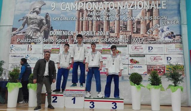 Trofeo per kodokan a Matera (2)