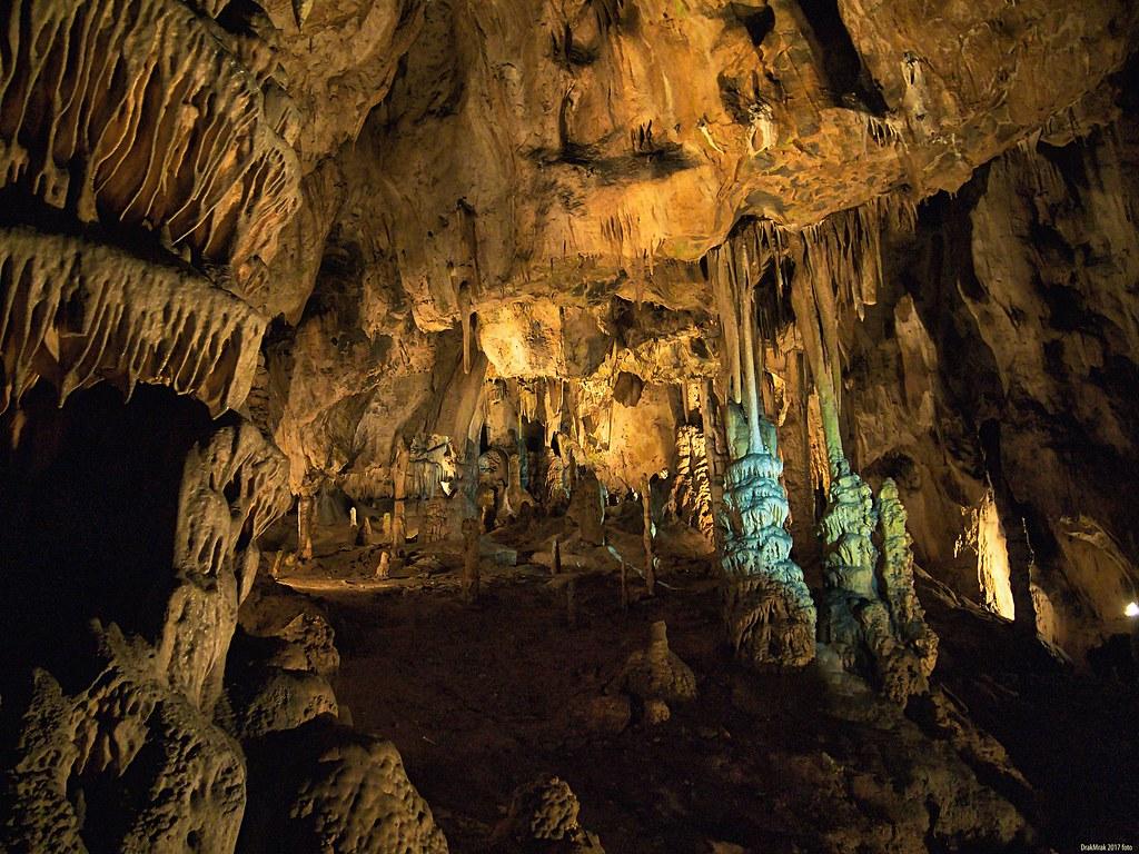 Sloupsko Šošůvské jeskyně