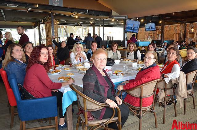 CHP Kadın Kolları Alanya İlçe Teşkilatı 18 Mart Çanakkale Zaferi- Maren Beach kahvaltı