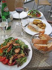 Open Air Dinner near Hauptmarkt