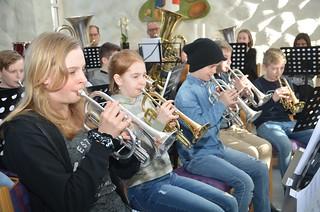 Solokornetter i Framåt-Brass