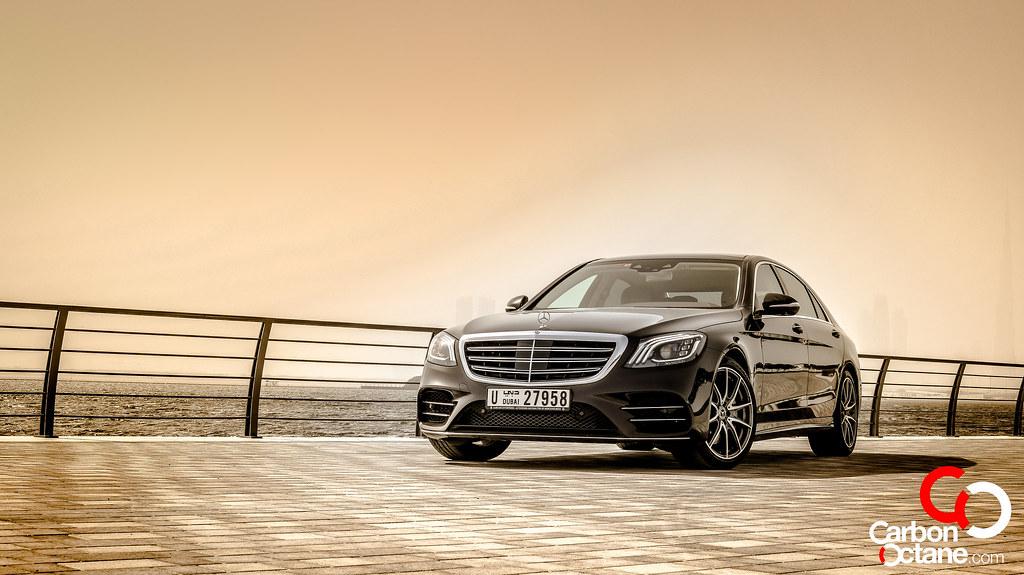 2018 Mercedes-Benz S450 Review in Dubai - CarbonOctane