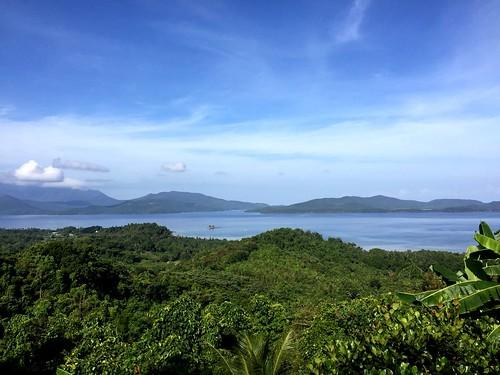 Buenavista view deck, Puerto Princesa, Palawan
