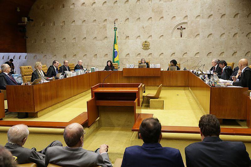 STF decide que não há prazo para ação contra improbidade administrativa, Plenário do STF