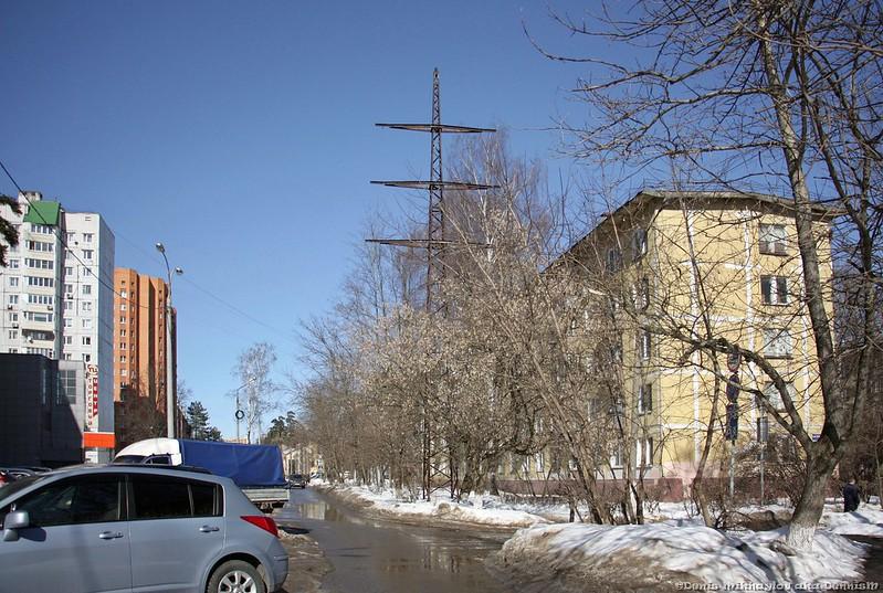 Королёв, Большая Комитетская улица.