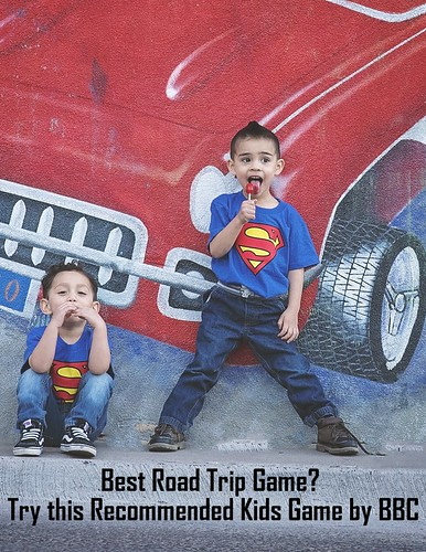 Best Road Trip Game? Try this Recommended Kids Game by BBC