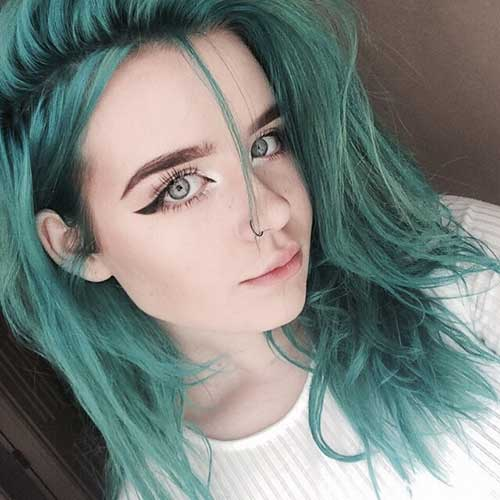 Short Hair Colors Perfect Idea