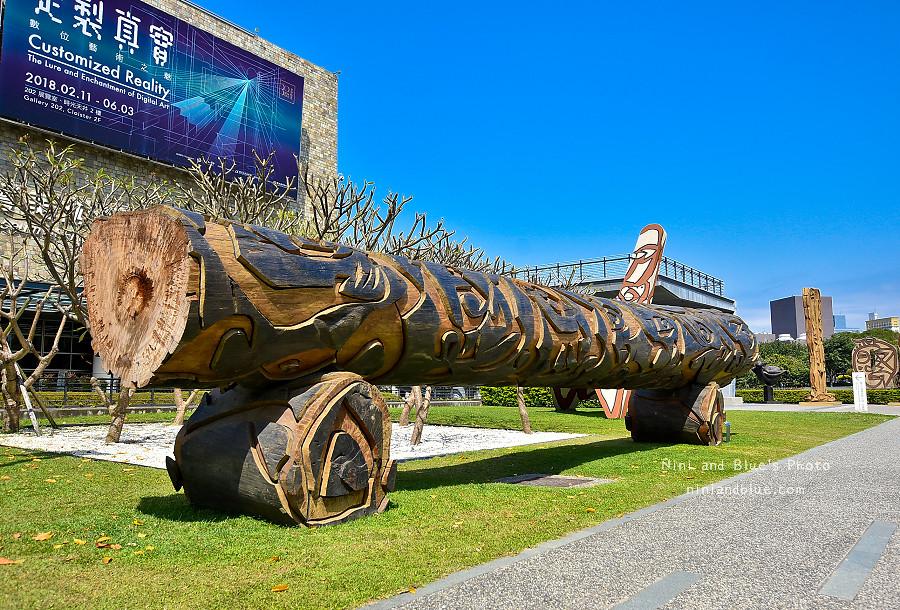 40246931044 ce2ffbb7f0 b - 吳炫三回顧展,巨型木雕圖騰.狂野震撼.台中新景點