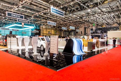 Salon de l'Auto de Genève 2018 / Genfer Autosalon 2018