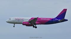 Airbus A320-232 / Wizzair / HA-LWB