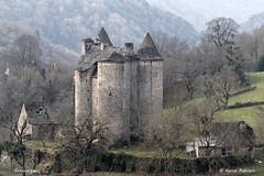 15 Senezergues - Château