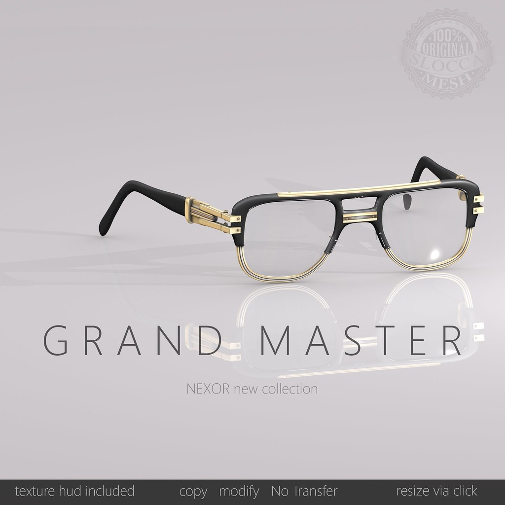 NEXOR – Grand Master Shadez