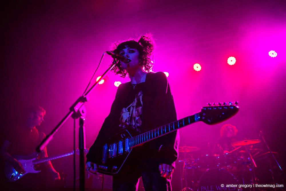 Pale Waves @ Hawthorne Theatre Portland 032918 01