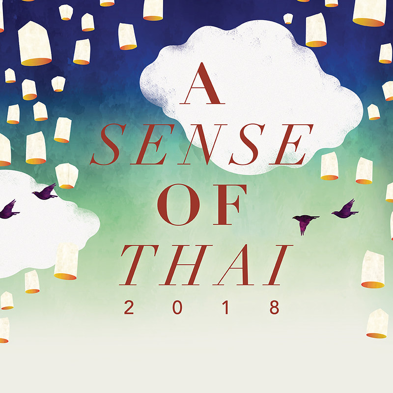 Standee_Sense of Thai18