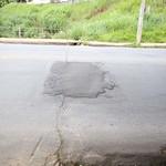 qui, 12/04/2018 - 08:02 - Visita Técnica para avaliar fissuras entre ponte e o asfalto no bairro Betânia - 12/04/2018 - Local: Rua Úrsula Paulino, próximo ao número 200 Foto: Bernardo Dias/CMBH