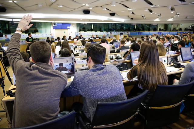 'Your Europe, Your Say! 2018' Event in Brussels