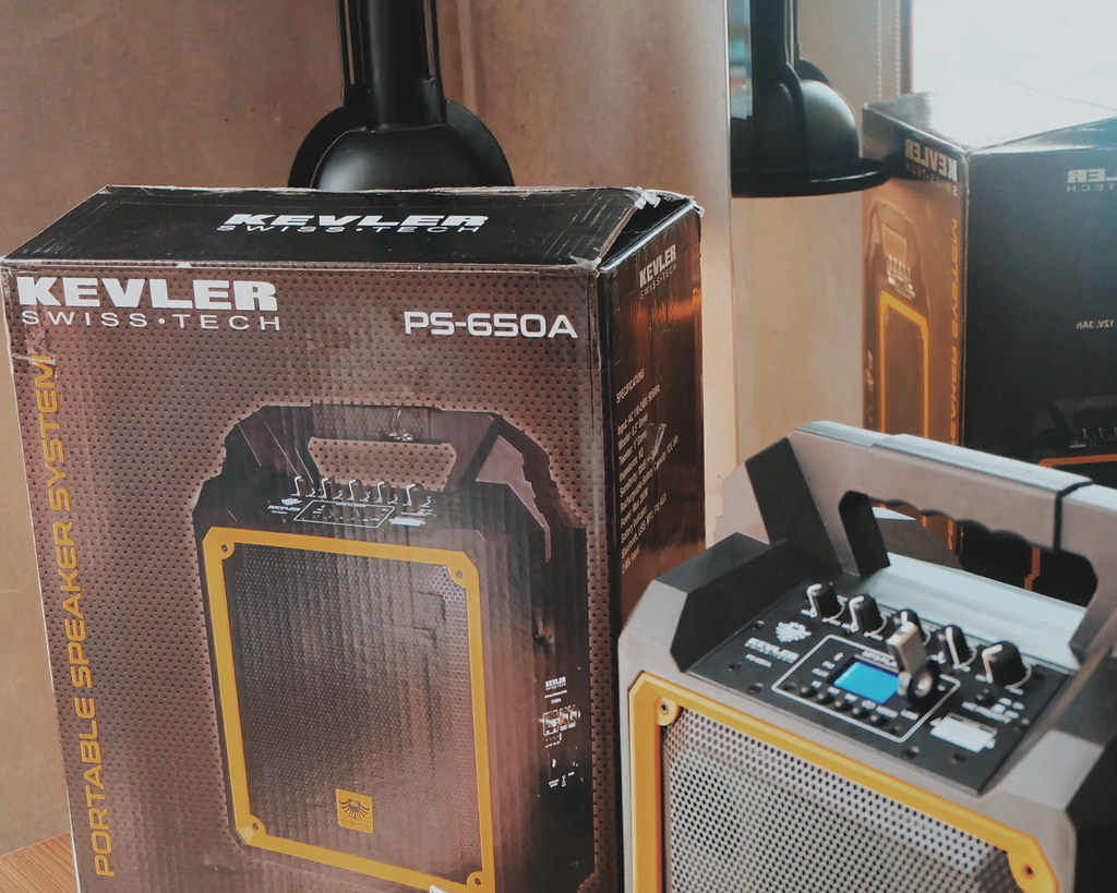 Kevler Portable Speaker Review