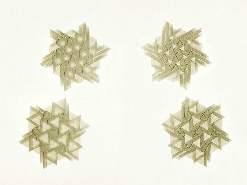 Tessellation T-est 3 (Marjan Smeijsters)