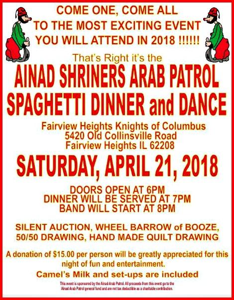 Ainad Shriners 4-21-18