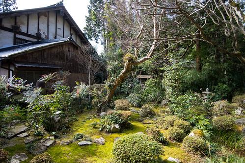 龍潭寺 - 庭園