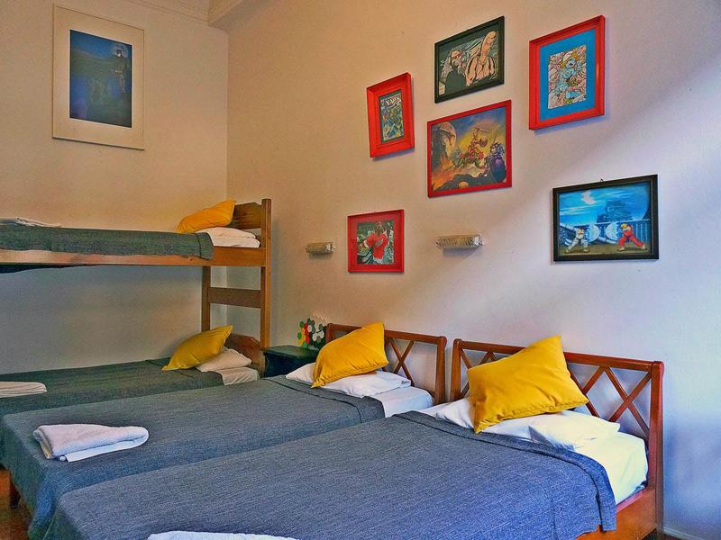 Dioskouros-Hostel