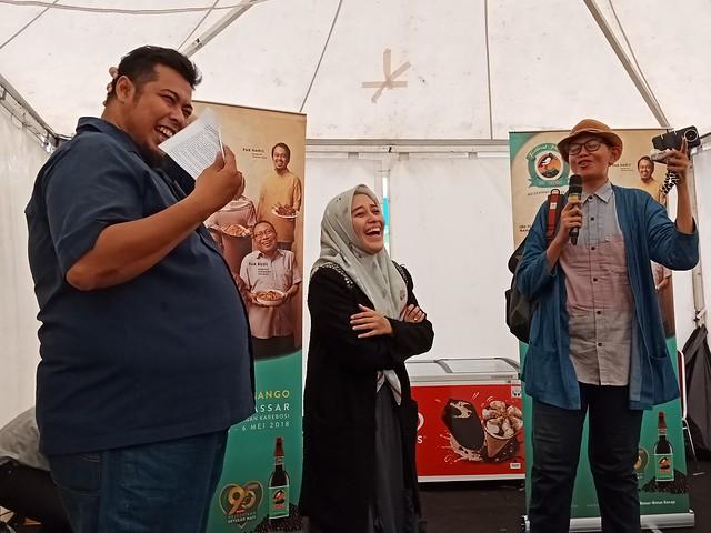 kenyang soto di festival jajanan bango 2018