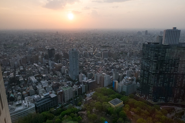 Tokyo From Above-10