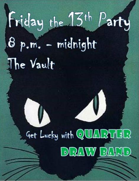 Quarter Draw Band 4-13-18