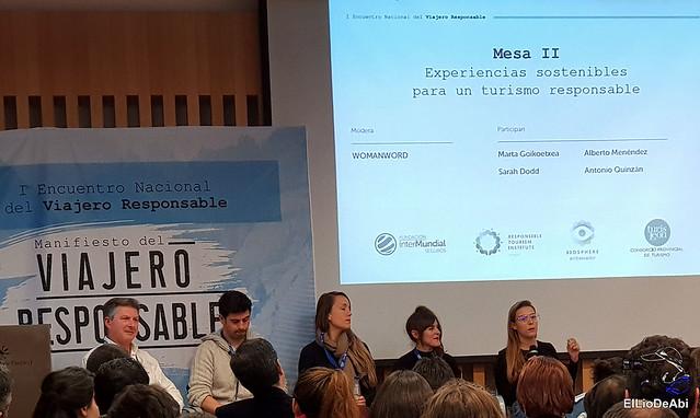 Primer Encuentro nacional de viajeros responsables durante un fin de semana en León 22