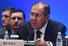 Совместная пресс-конференция министров иностранных дел России, Ирана и Турции по Сирии, Астана, 16 марта 2018