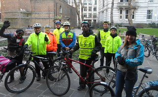 Docklands Museum Ride 64