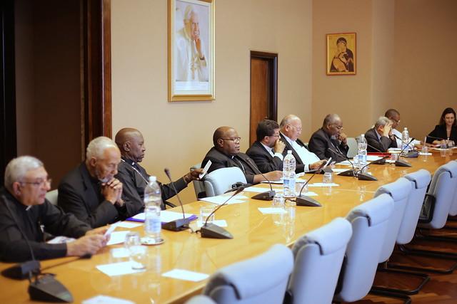 Ad limina visit of the Bishops of the Antilles