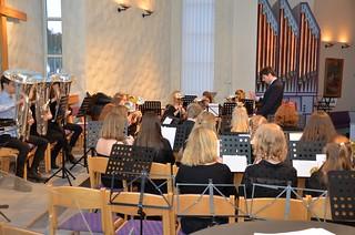 Gustav Gillsjö dirigerar J-SYBB