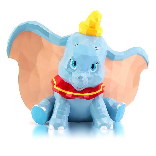 千值練 – POLYGO 系列【多邊型:小飛象】!Dumbo(ダンボ)